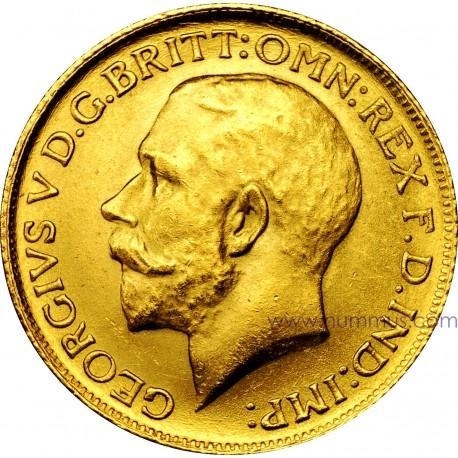 Sterlina oro Giorgio V
