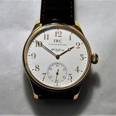 IWC F.A. JONES 18K