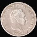 Carlo Felice 5 Lire 1826 Genova