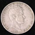 Carlo Alberto 5 Lire 1847 Genova