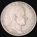 Carlo Alberto 5 Lire 1849 Genova