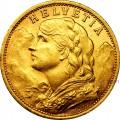Marengo oro Svizzera