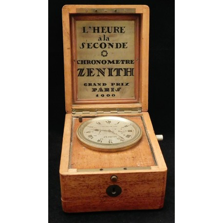 Zenith Table Clock