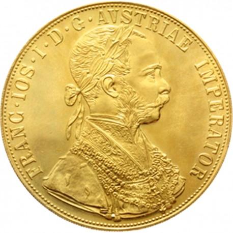 4 Ducati oro Austria
