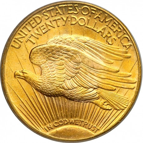 20 $ oro USA S. Gaudens