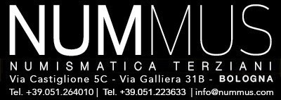 Numismatica Terziani Srl.
